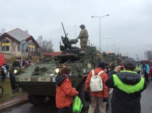 U.S. Troops NATO Nachod Poland Czech Republic