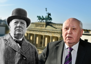 Churchill_Gorbatchev
