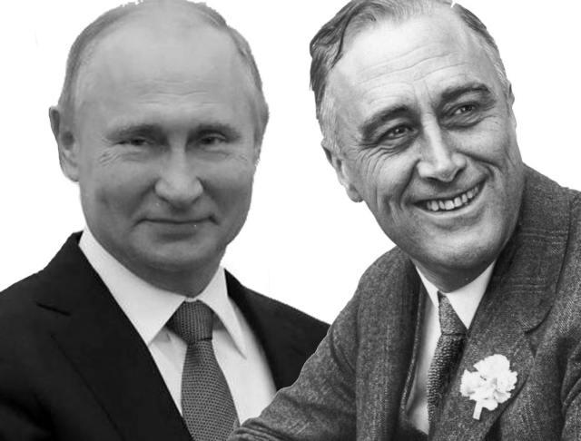 PutinFDR
