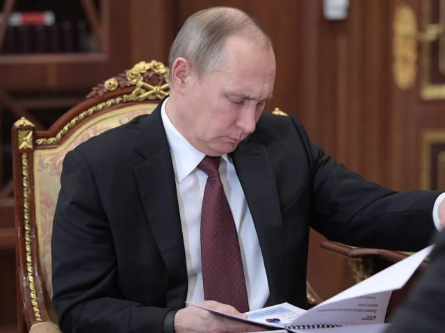 PutinReading
